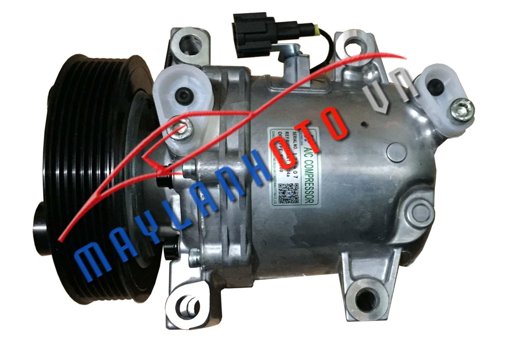 Navara / Máy nén khí Nissan Navara/ Lốc lạnh điều hòa Nissan Navara