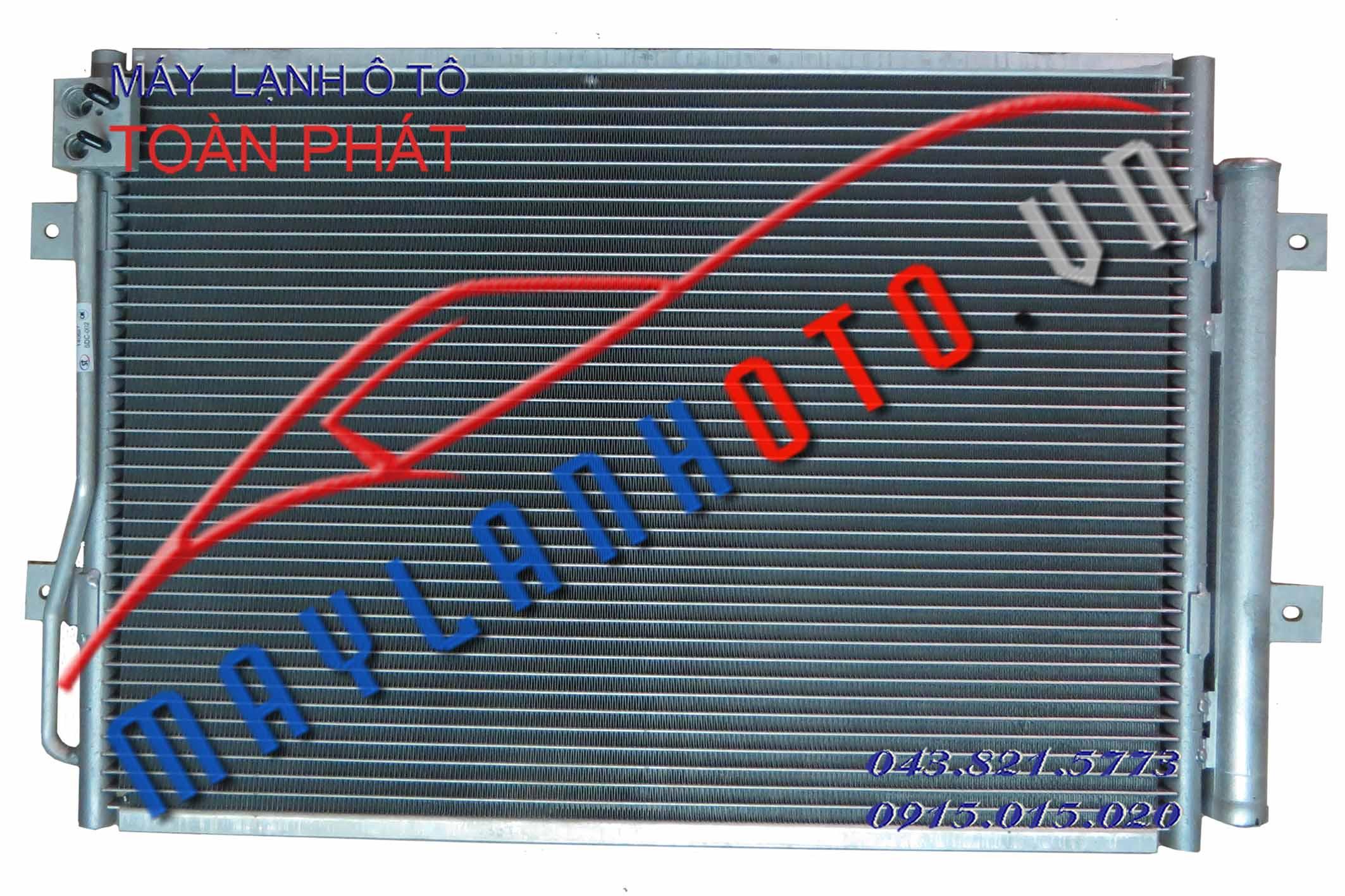 15-24 Tấn (mặt bích liền) / Giàn nóng điều hòa Hyundai 15-24 tấn / Dàn nóng điều hòa Hyundai 15-24 tấn
