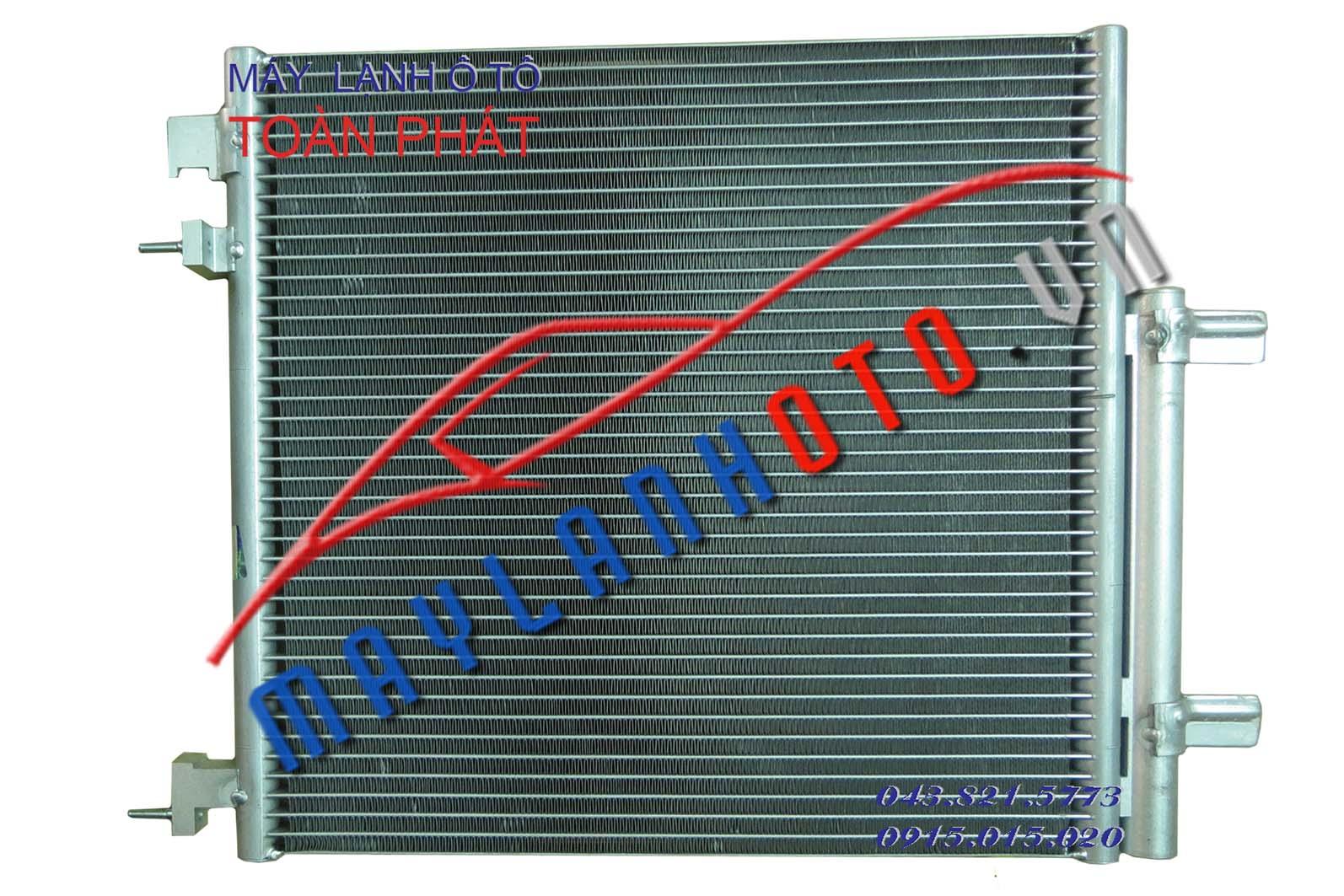 Matiz IV - Spark 2012 / Giàn nóng điều hòa Daewoo Spark 2012 / Dàn nóng điều hòa Daewoo Spark 2012