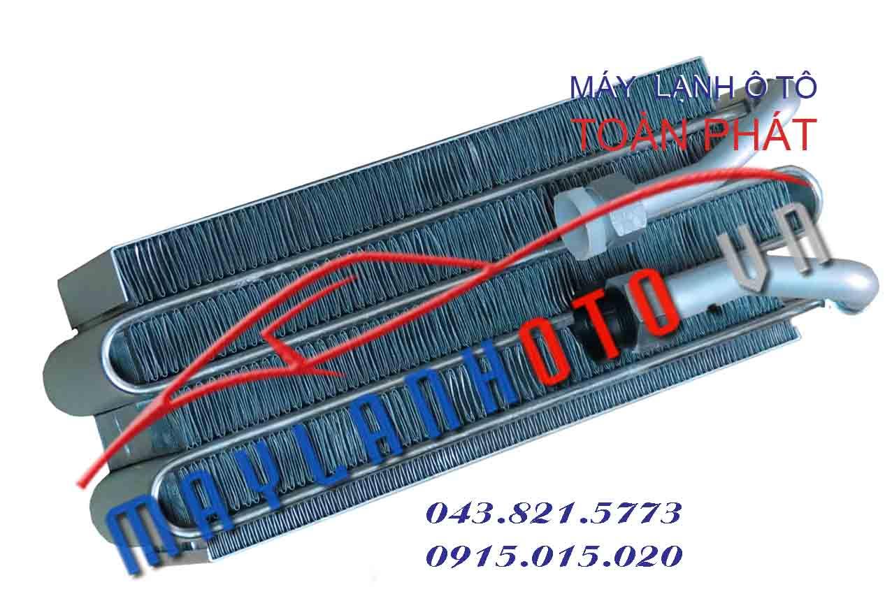 Pajero (dàn sau) / Giàn lạnh điều hòa Mitsubishi Pajero