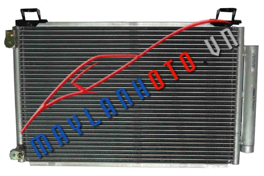 Vios 2005 / Giàn nóng điều hòa Toyota Vios 2005/ Dàn nóng điều hòa Toyota Vios 2005