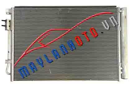 Grand i10 / Dàn nóng điều hòa Hyndai Grand i10/ Giàn nóng điều hòa Hyundai Grand i10