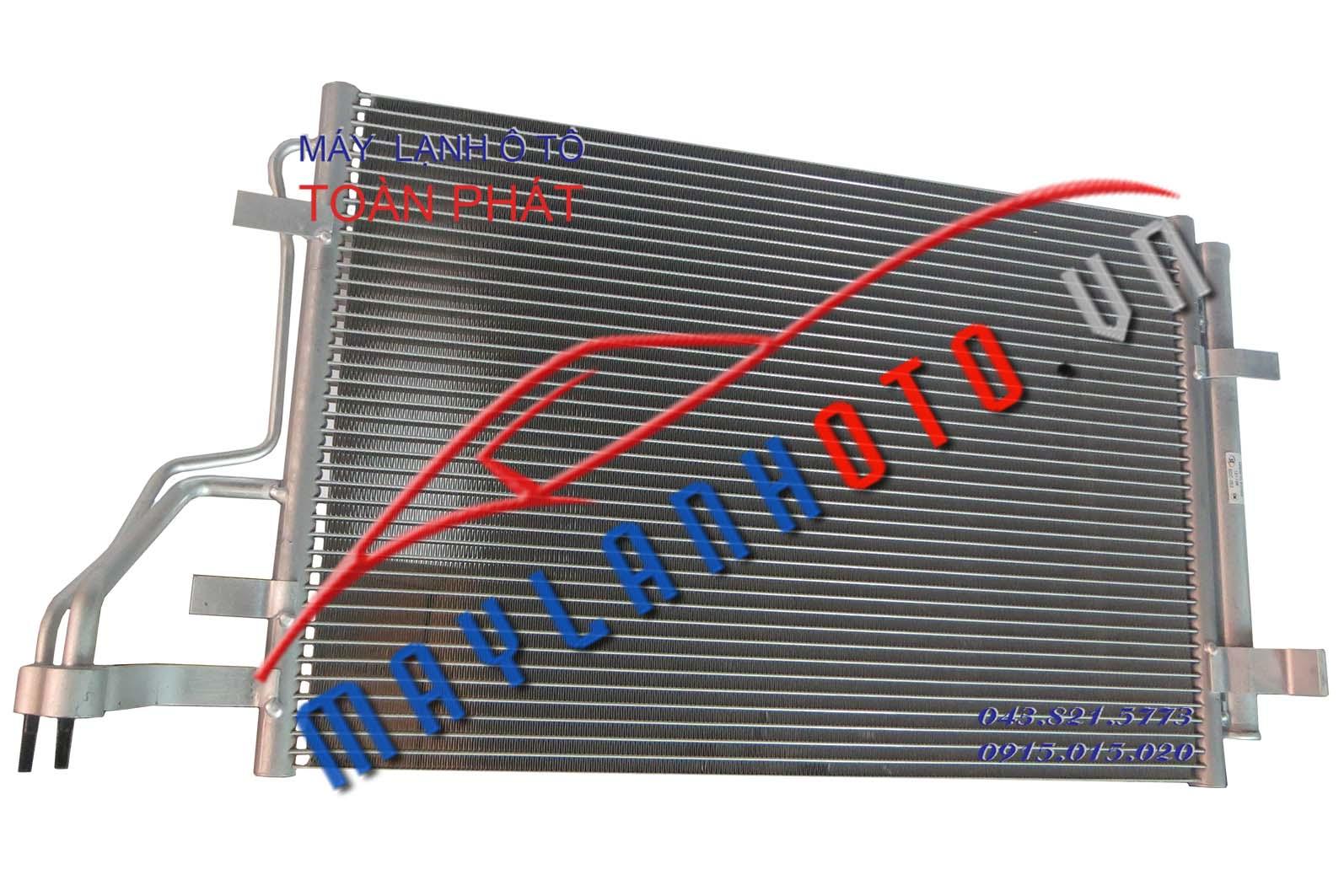 i30 / Giàn nóng điều hòa Hyundai i30 / Dàn nóng điều hòa Hyndai i30