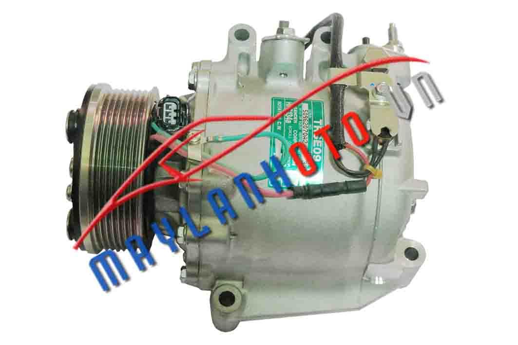 CRV  / Máy nén khí điều hòa Honda CRV/ Lốc lạnh điều hòa Honda CRV