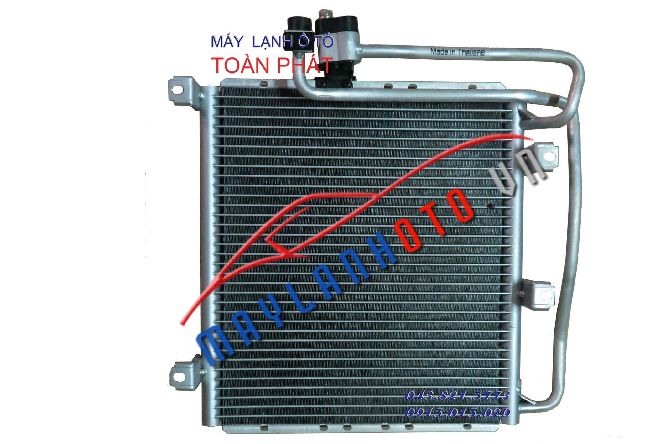 Sprinter (dàn phụ)) / Giàn nóng điều hòa Mercedes Sprinter / Dàn nóng điều hòa Mercedes Sprinter