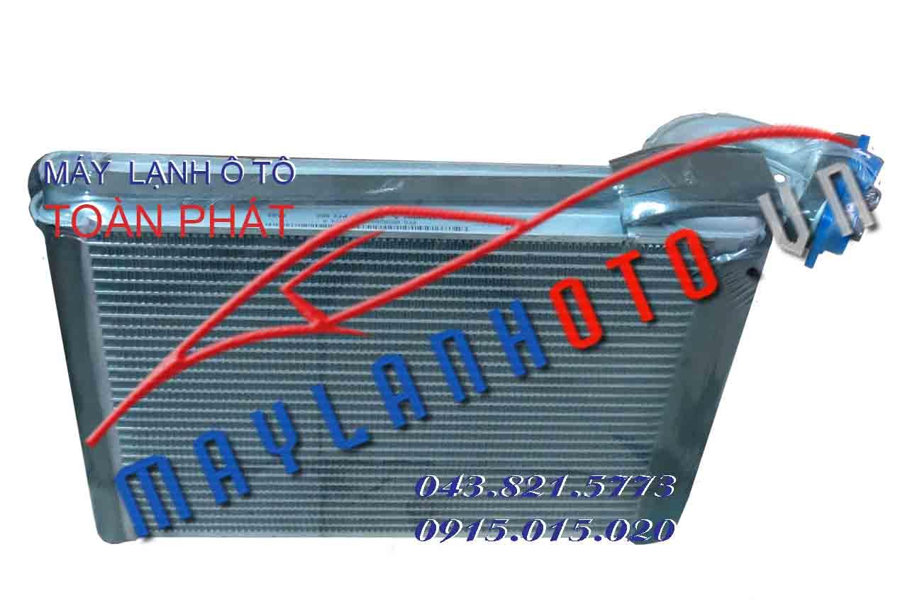 Vios 2010 / Giàn lạnh điều hòa Toyota Vios 2010
