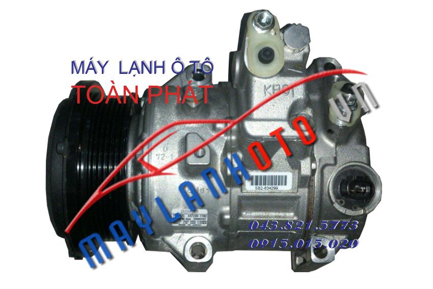 Highlander / Lốc lạnh điều hòa Toyota Highlander