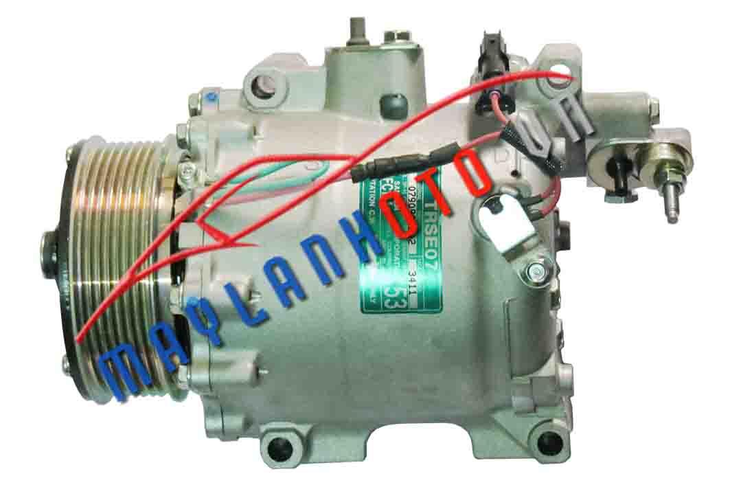 Civic 2.0  / Máy nén khí điều hòa Honda Civic 2.0/ Lốc lạnh điều hòa Honda Civic 2.0