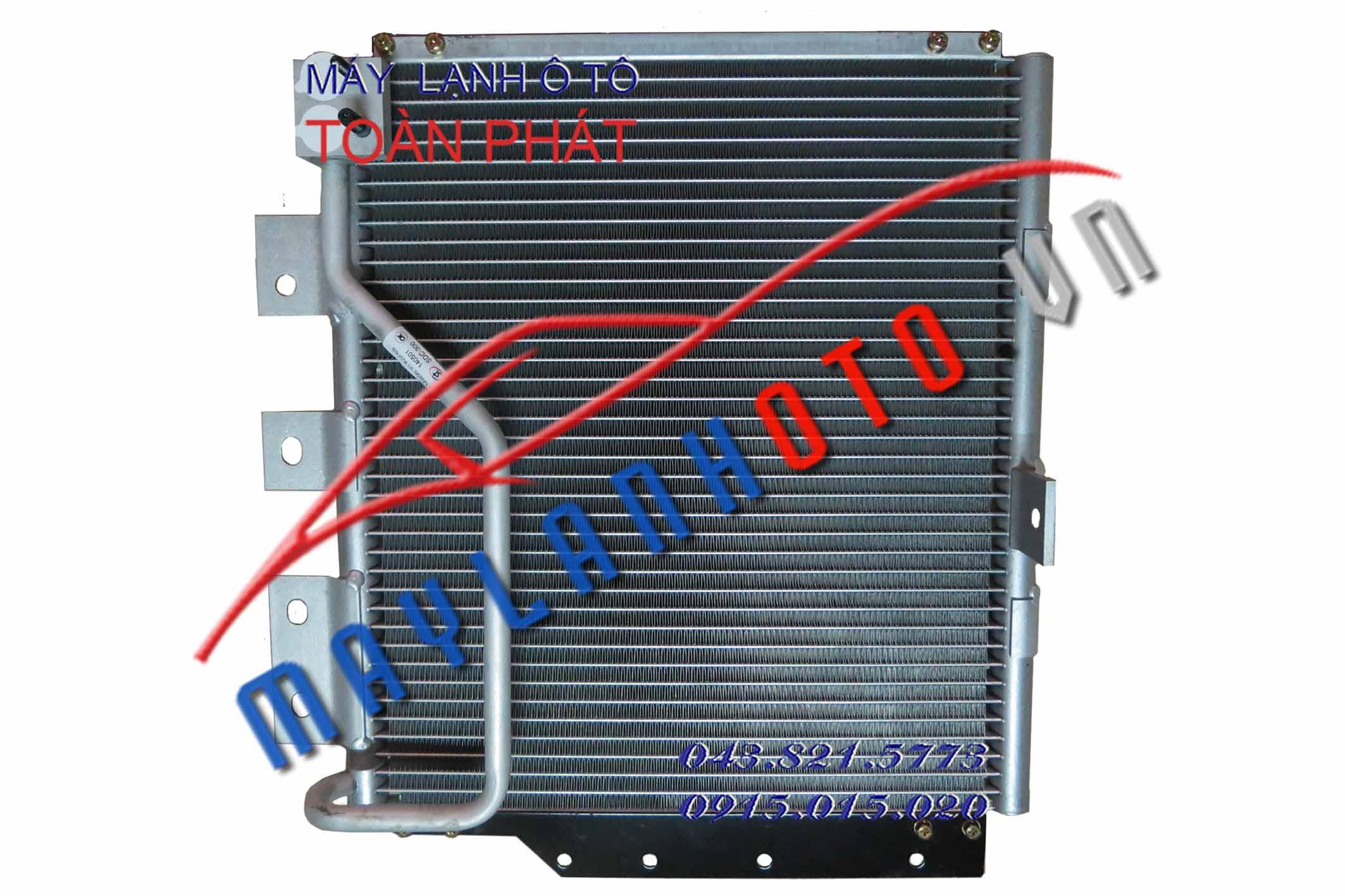 5 Tấn (dàn phụ) / Giàn nóng điều hòa Hyundai 5 tấn / Dàn nóng điều hòa Hyundai 5 tấn