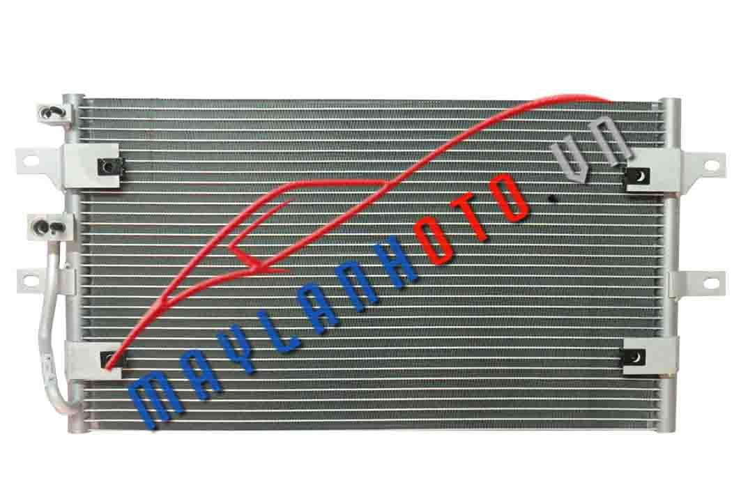 Porter 2002 / Dàn nóng điều hòa Hyundai Porter 2002/ Giàn nóng điều hòa Hyundai Porter 2002