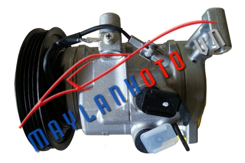Vios 2014  / Máy nén khí điều hòa Toyota Vios 2014/ Lốc lạnh điều hòa Toyota Vios 2014
