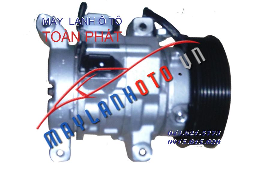 Hilux 2008 máy dầu / Lốc lạnh điều hòa Toyota Hilux 2008 máy dầu