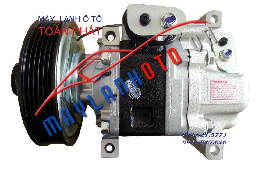 3-2009 / Lốc lạnh điều hòa Mazda 3-2009