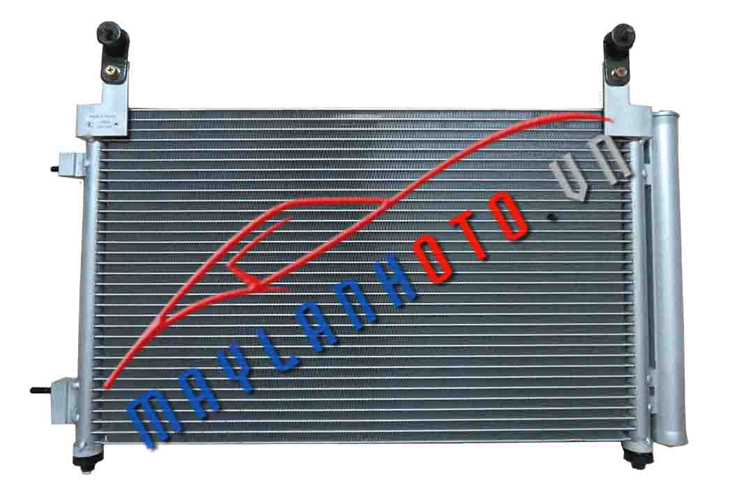 Matiz III - Chevrolet Spark  / Dàn nóng điều hòa Daewoo Matiz 3/ Giàn nóng điều hòa Daewoo Matiz 3
