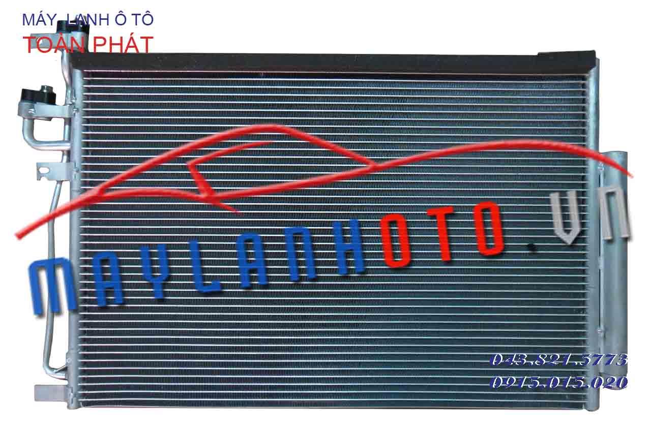 Captiva máy xăng / Giàn nóng điều hòa Chevrolet Captiva máy xăng / Dàn nóng điều hòa Chevrolet Captiva máy xăng