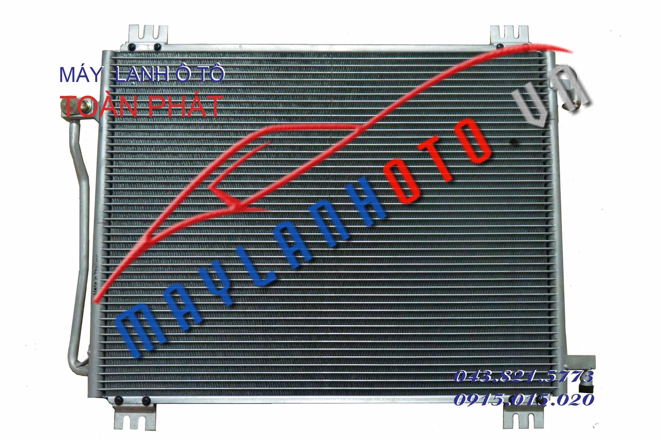 MB140 (dàn chính) / Giàn nóng điều hòa Mercedes MB140