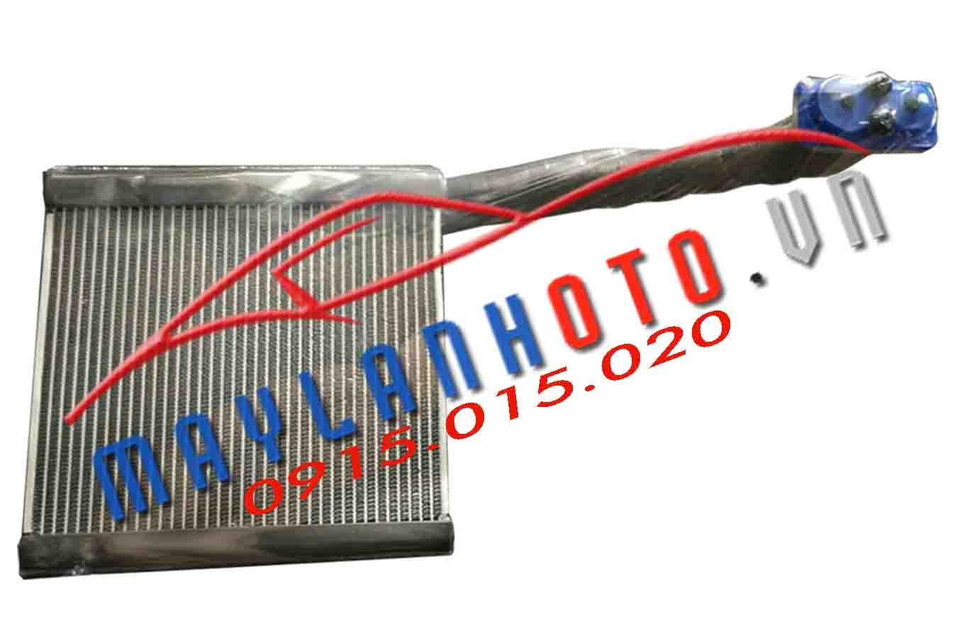 Ranger 13-18 / Dàn lạnh Ford Ranger 2013-2018/ Giàn lạnh Ford Ranger 2013-2018