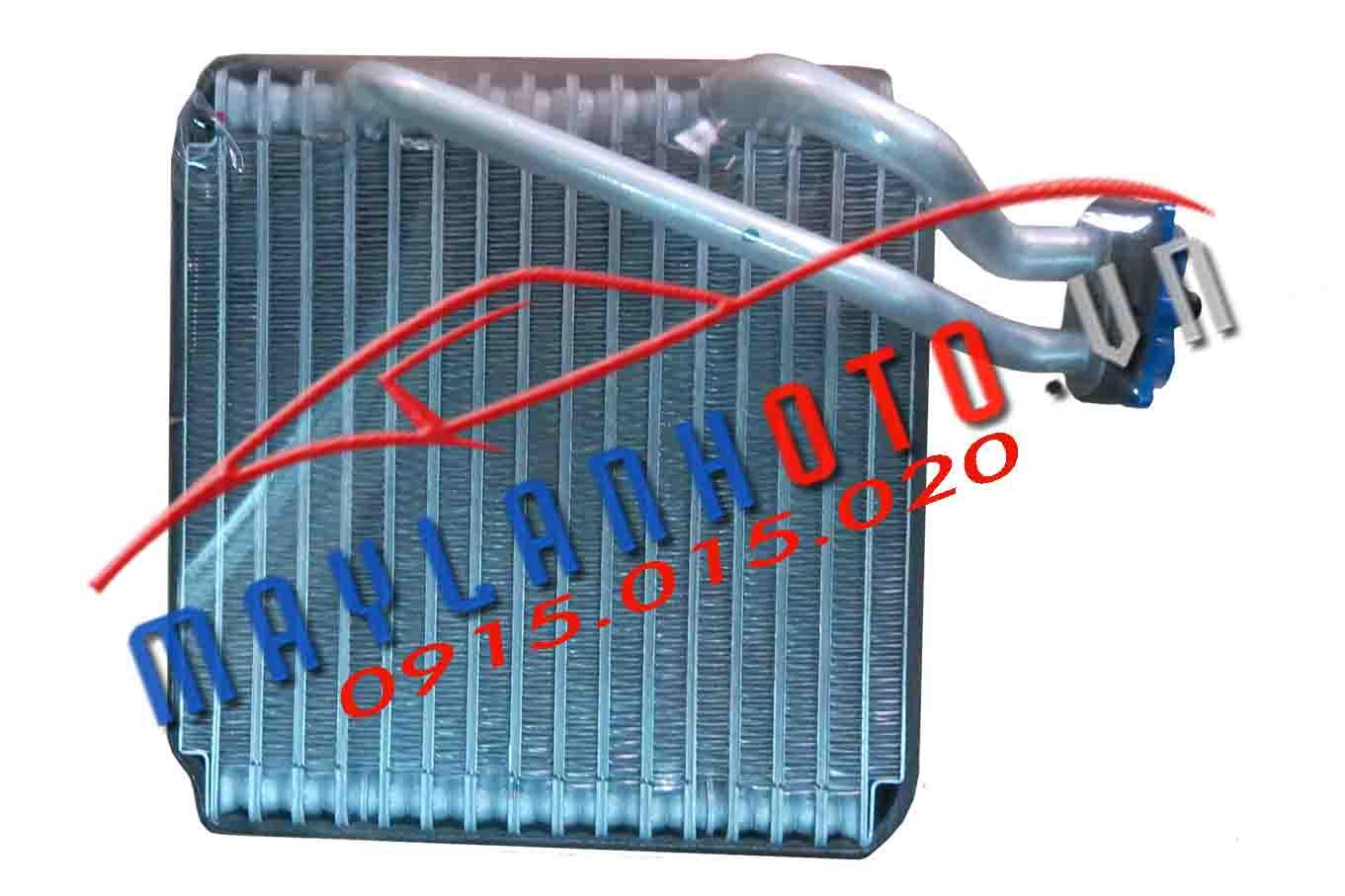 Isuzu Dmax 05 / Dàn lạnh Isuzu Dmax 2005 / Giàn lạnh Isuzu Dmax 2005