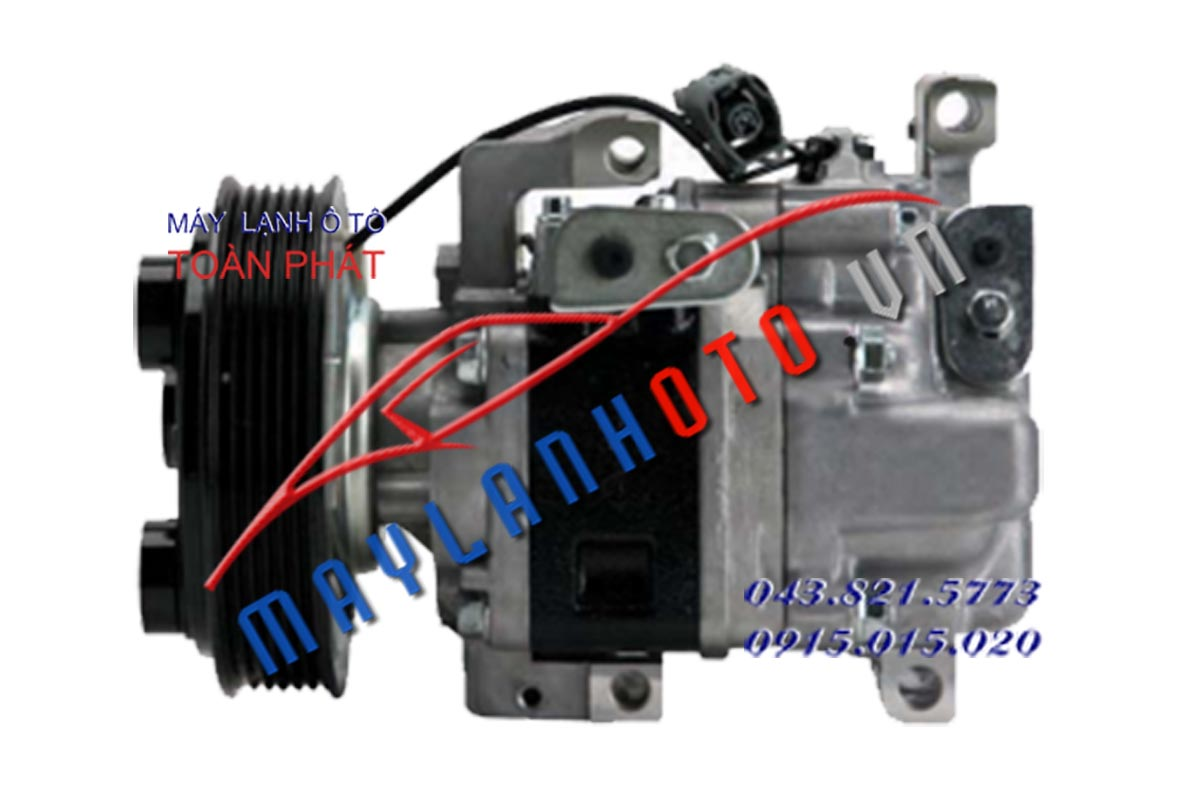 6-2004 / Máy nén khí Mazda 6-2004/ Lốc lạnh điều hòa Mazda 6-2004