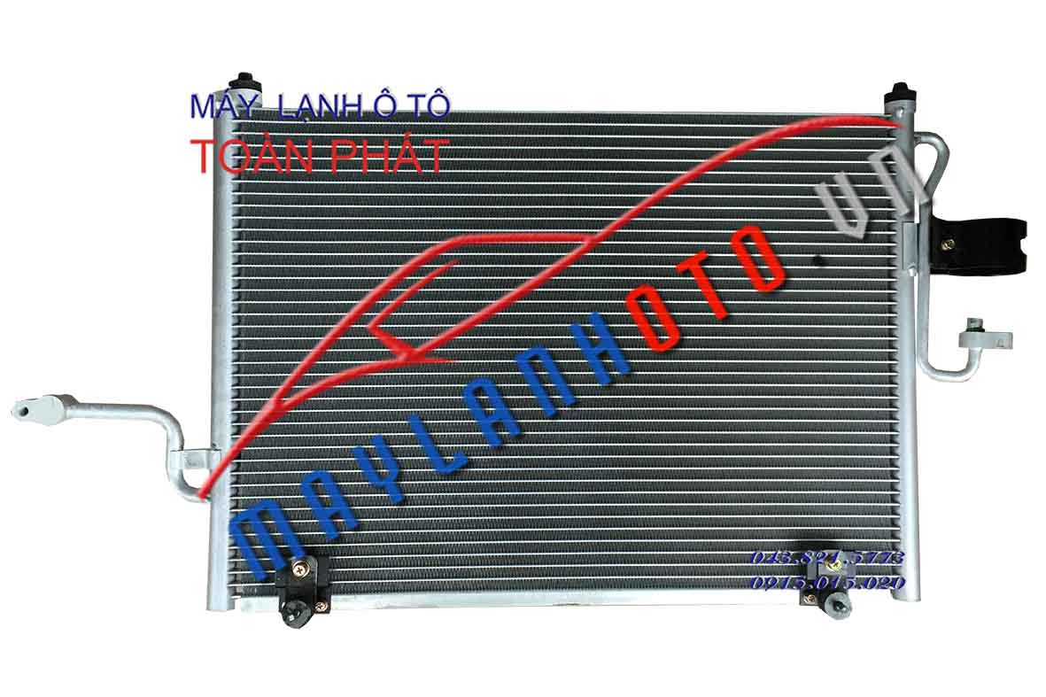 Vivant / Giàn nóng điều hòa Chevrolet Vivant / Dàn nóng điều hòa Chevrolet Vivant