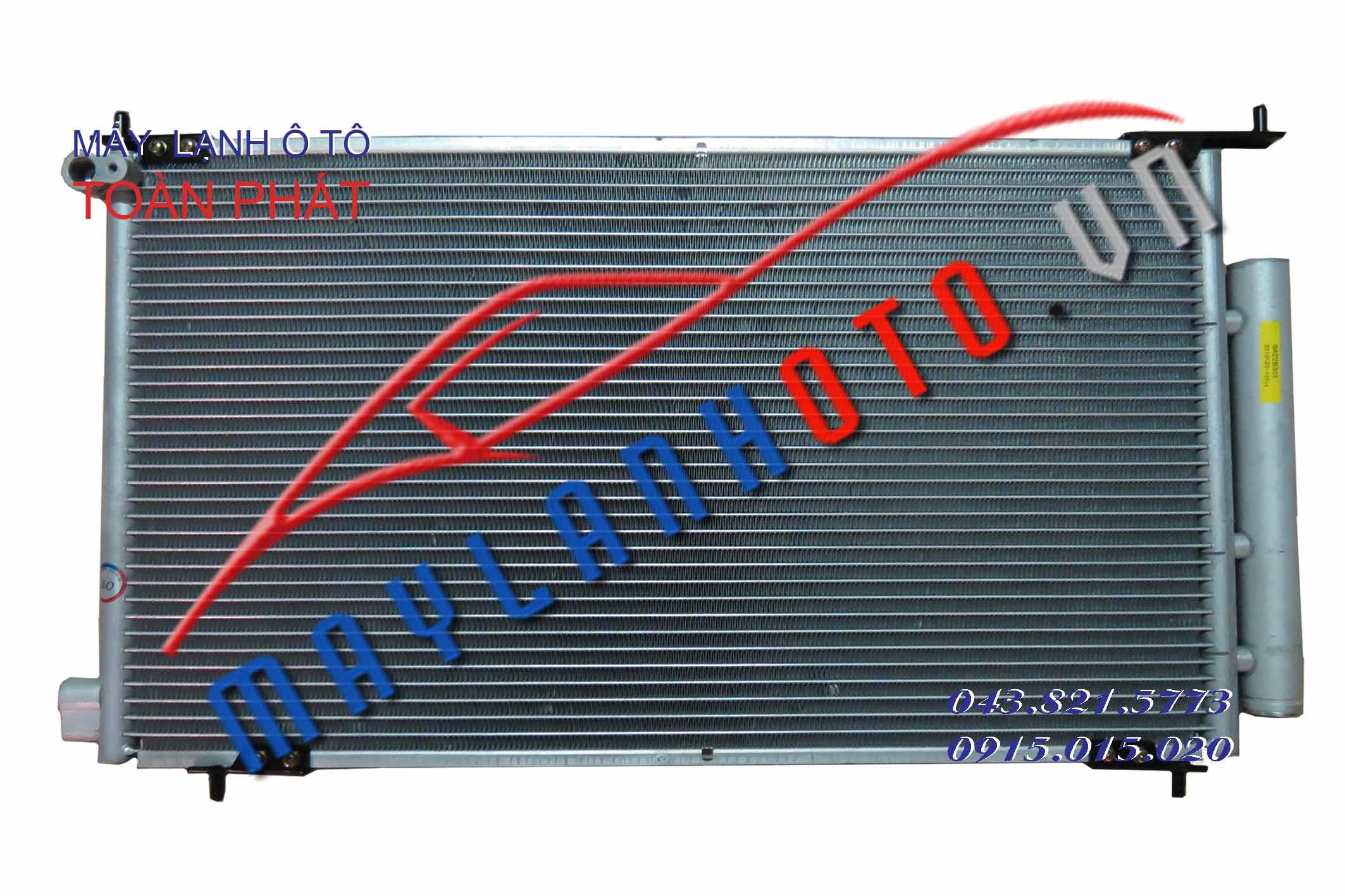 CRV 2000-2005 / Giàn nóng điều hòa Honda CRV 2000-2005 / Dàn nóng điều hòa Honda CRV 2000-2005