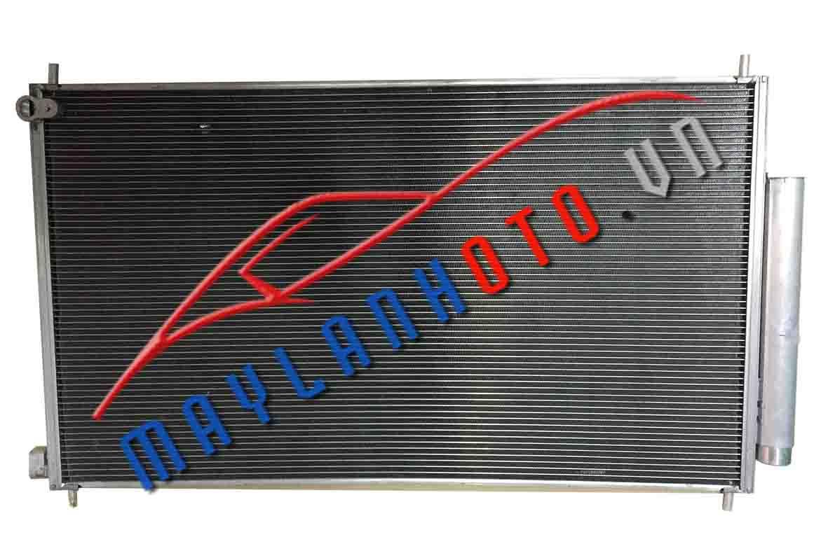 CRV 2014 phin liền  / Dàn nóng điều hòa Honda CRV 2014 phin liền/ Giàn nóng điều hòa Honda CRV 2014 phin liền