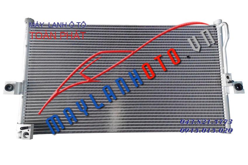 Libero / Giàn nóng điều hòa Hyundai Libero / Dàn nóng điều hòa Hyundai Libero