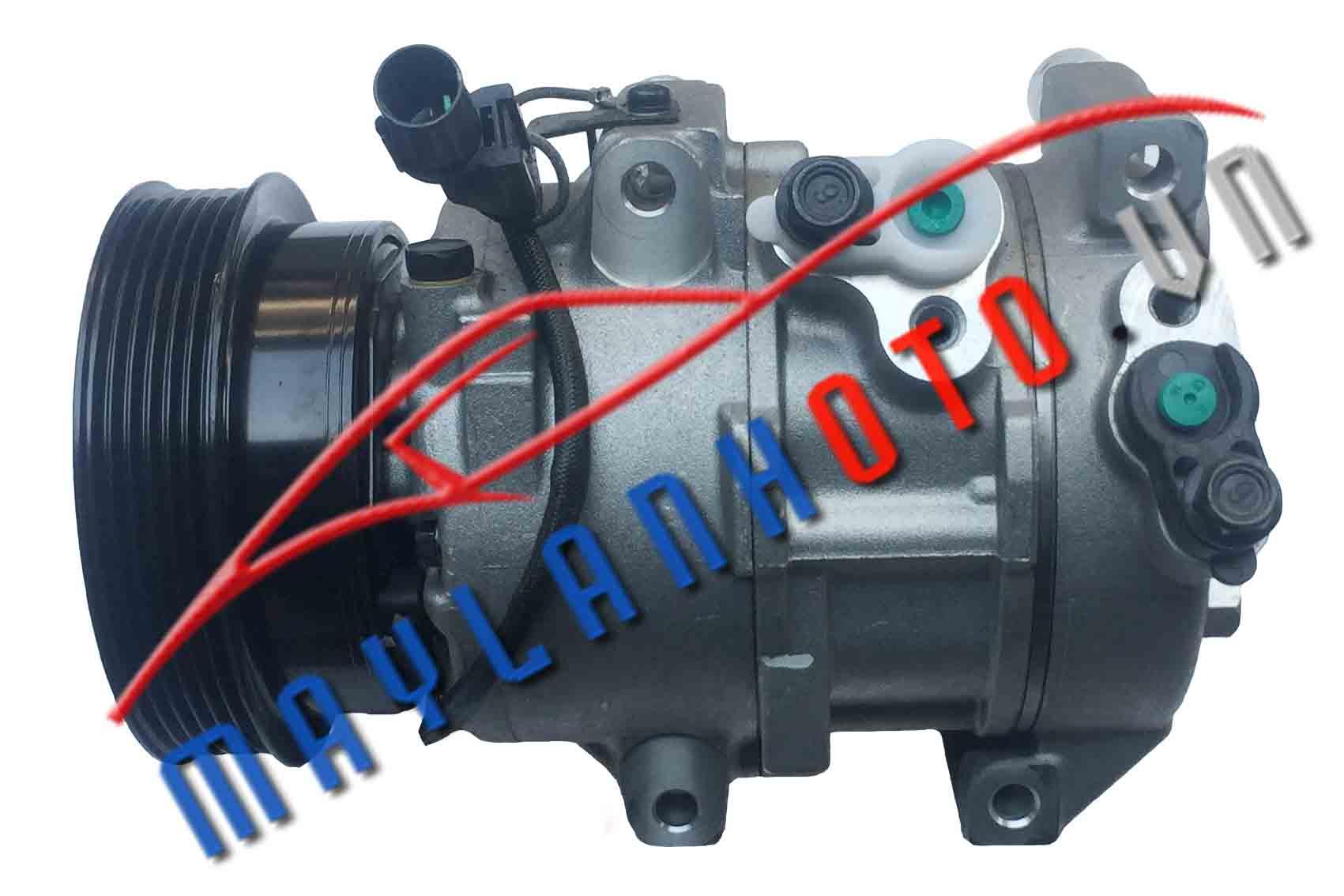 Carens máy dầu  / Máy nén khí điều hòa Kia Carens máy dầu/ Lốc lạnh điều hòa Kia Carens máy dầu