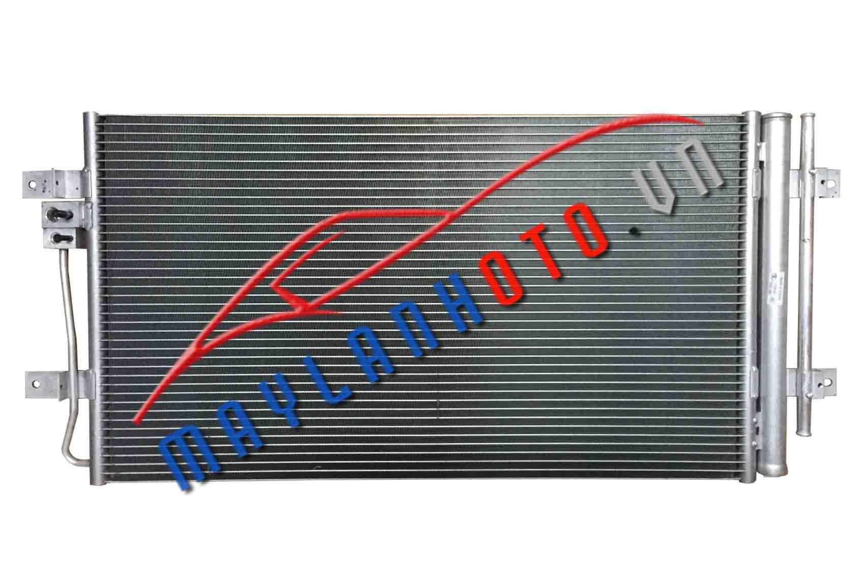 Xcient 19 tấn/ Dàn nóng điều hòa Hyundai Xcient 19 tấn/ Giàn nóng điều hòa Hyundai Xcient 19 tấn