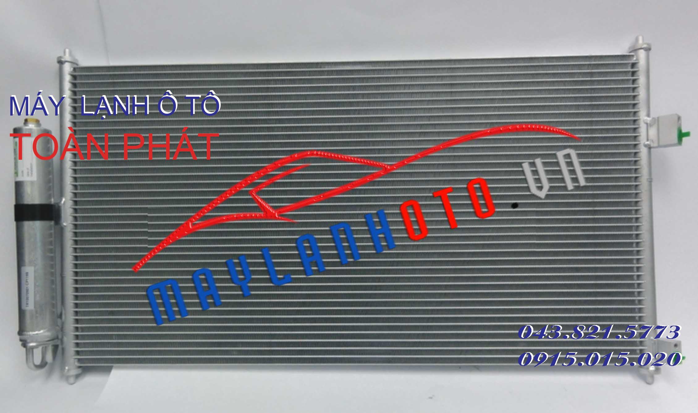 X - Trail / Giàn nóng điều hòa Mitsubishi X-Trail