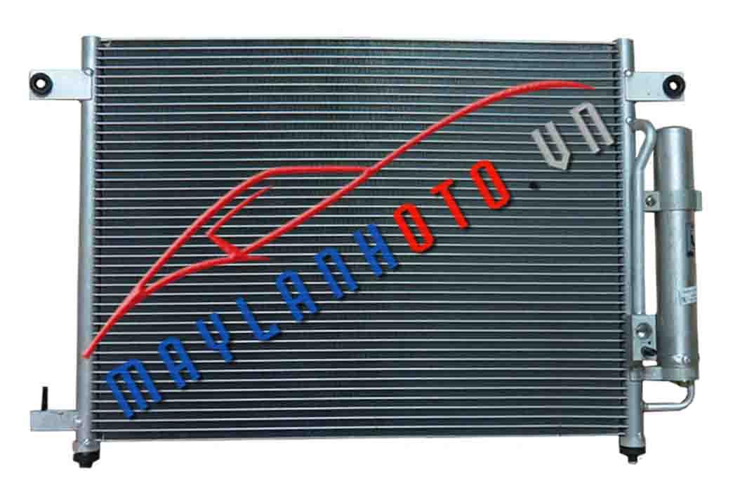 Gentra 1.2  / Dàn nóng điều hòa Daewoo Gentra 1.2/ Giàn nóng điều hòa Daewoo Gentra 1.2