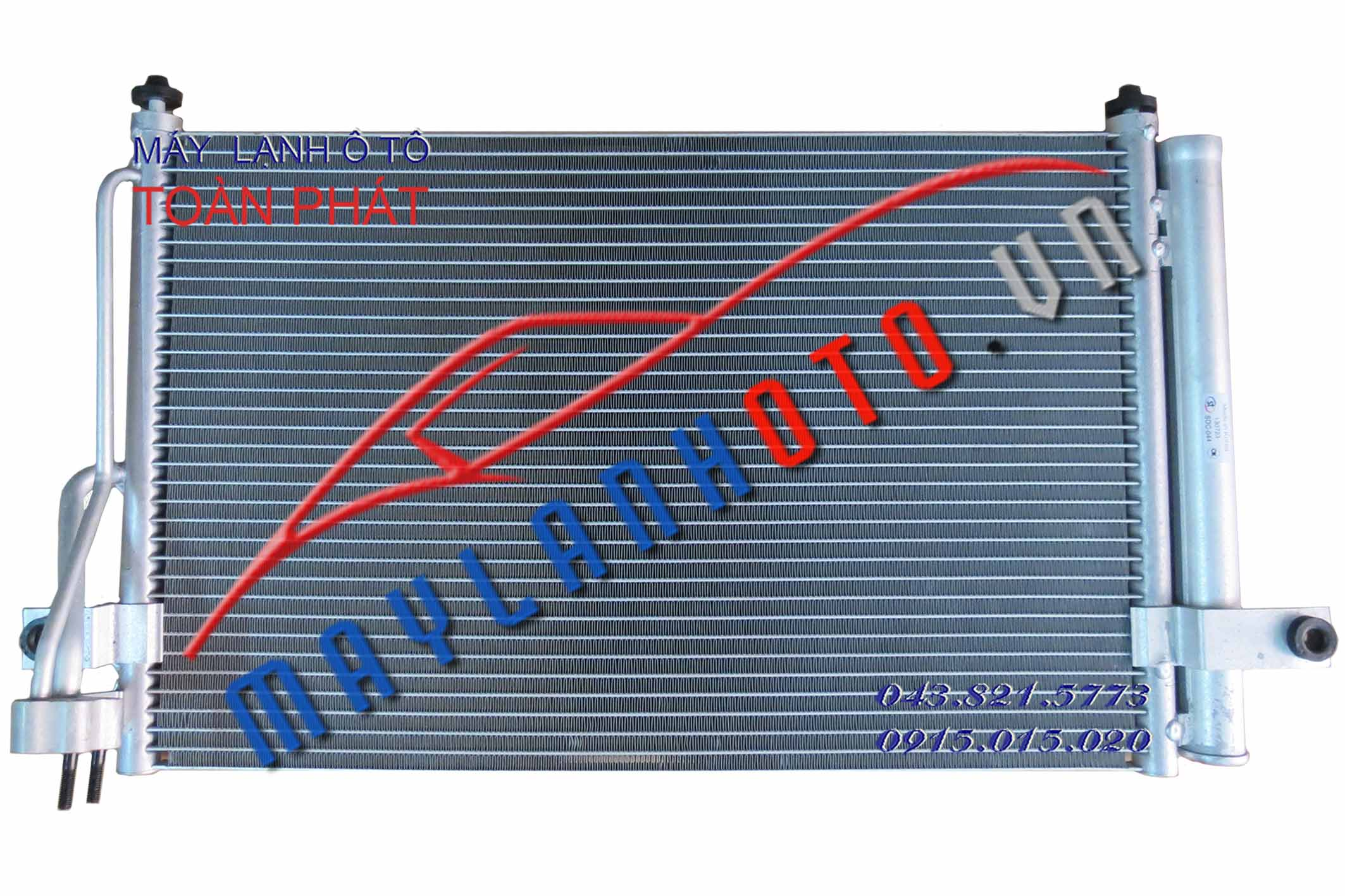 Getz (phin liền) / Giàn nóng điều hòa Hyundai Getz / Dàn nóng điều hòa Hyundai Getz