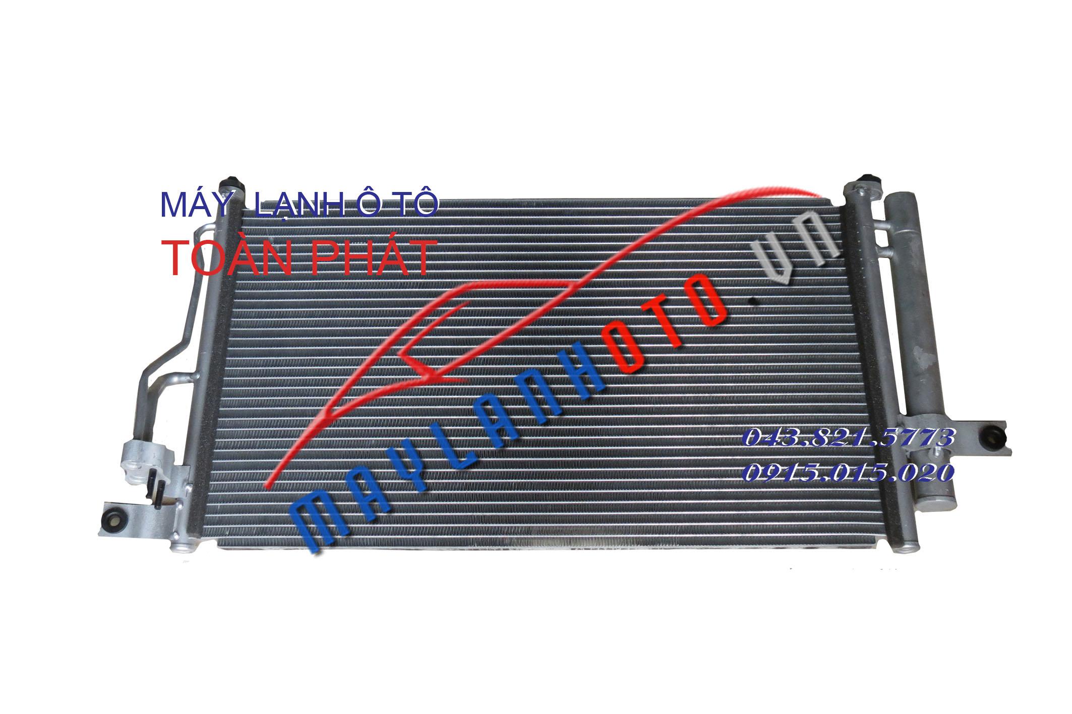 New Verna / Giàn nóng điều hòa Hyundai New Verna / Dàn nóng điều hòa Hyundai New Verna